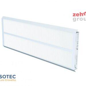 SET DE FILTROS ZEHNDER G4/G4 PARA COMFOAIR Q350 Q450 Y Q600