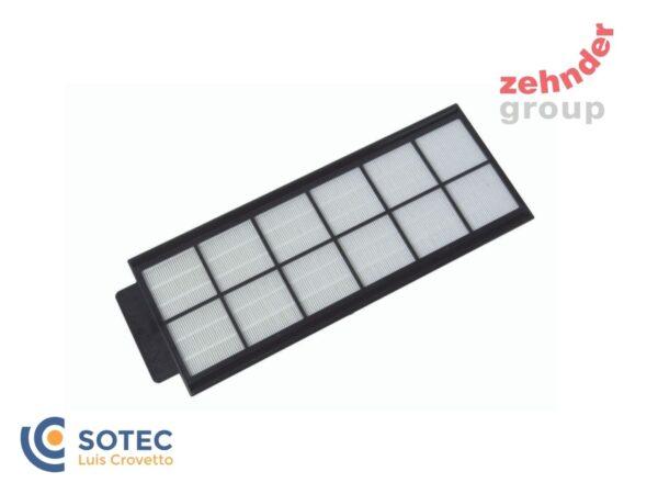 SET DE FILTROS ZEHNDER IMPULSIÓN Y RETORNO G4/G4 PARA CONFOAIR 350 Y 550