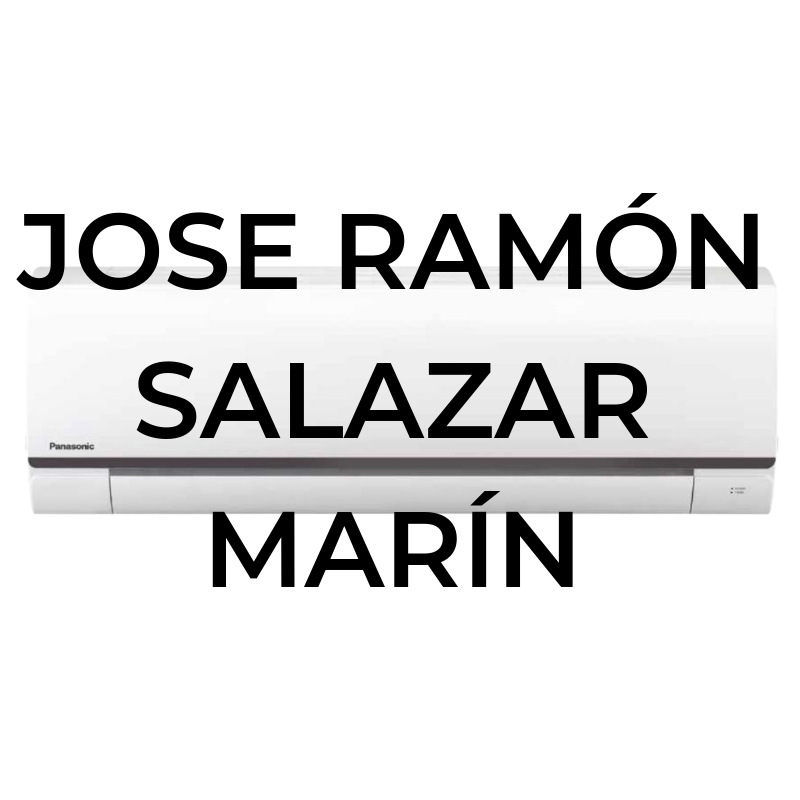 Jose Ramón Salazar instalador aire sotec