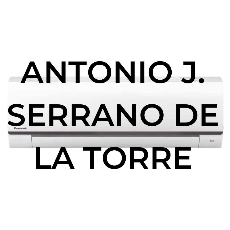 Antonio J Serrano de la torre instaldor aire sotec