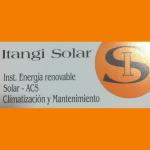 Itangi solar Sebastian fernandez romer