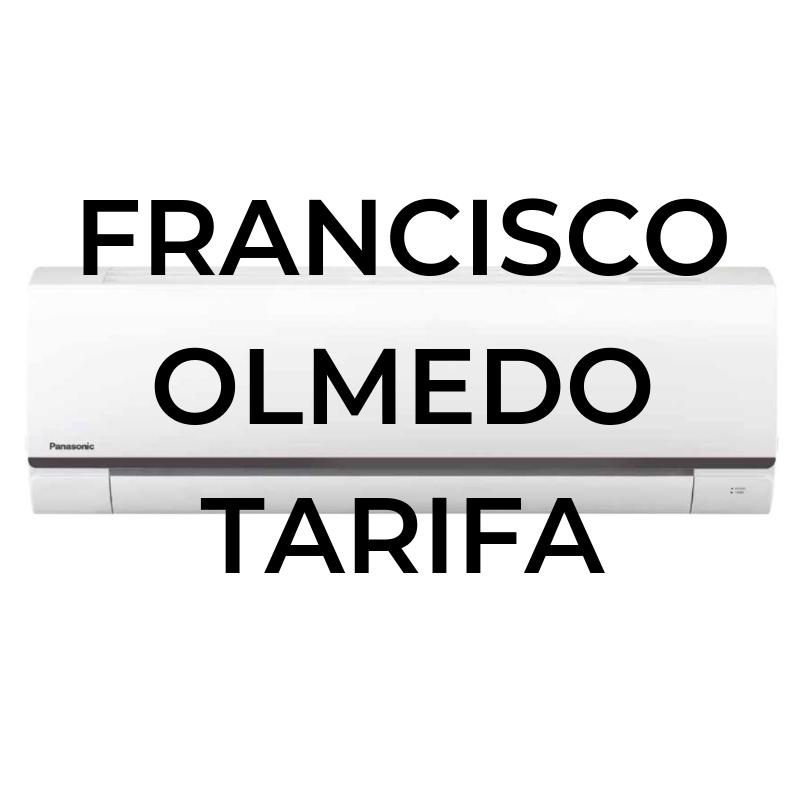 Francisco Olmedo tarifa instalador sotec Aire