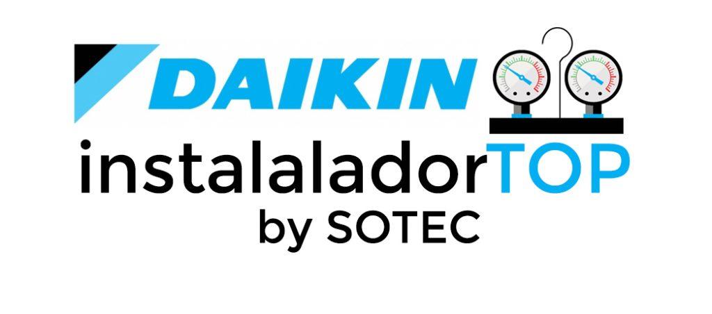 ogo Daikin InstaladorTOP by Sotec