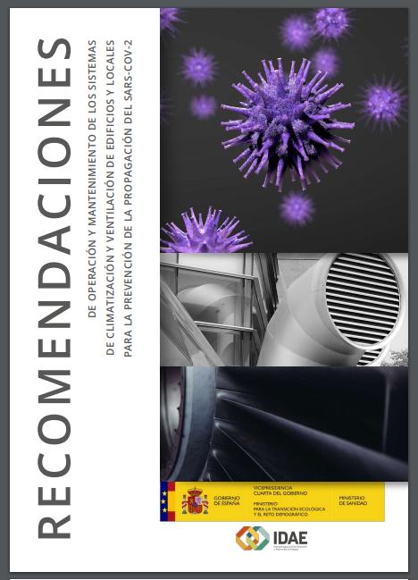 Sanidad publica una guía recomendaciones para el uso de sistemas de climatización y ventilación en locales públicos