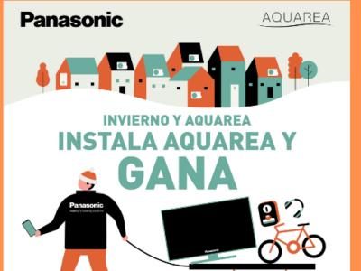 Promoción Invierno Aquarea Panasonic 2020