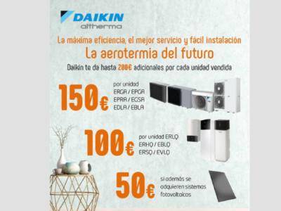 Promoción Altherma Daikin 2020