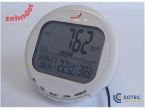 Medidor CO2 Zehnder