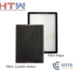 Filtro Carbón Activo-HTW