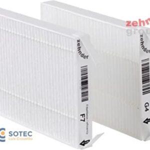Set de filtros para ComfoAir 70 F7/G4 -